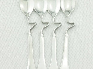 Star mug 新品!高档不锈钢  搅拌咖啡勺 茶勺ST-03,勺筷,