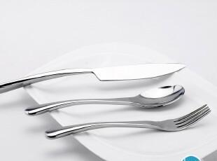 西餐刀叉勺 不锈钢刀叉勺套装 费布勒  家用超质感刀叉 牛排刀叉,勺筷,