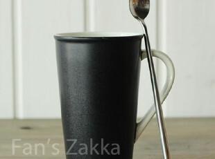 Fan's zakka杂货 不锈钢不锈钢搅拌勺 咖啡勺,勺筷,