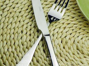Kingda:欧洲精品西餐刀叉勺 不锈钢西餐餐具用具 滴水 刀叉两件套,勺筷,