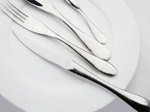 德国凯撒四件套 最可爱的西餐餐具精致不锈钢厚重创意精品,勺筷,