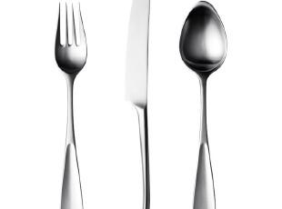 Georg Jensen。与LV齐名。刀叉勺三件套 江浙沪包邮【大爱】现货,勺筷,