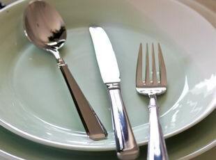 """美国名品WALCO""""朗恩""""3件套(刀叉勺) 出口 西餐餐具,勺筷,"""