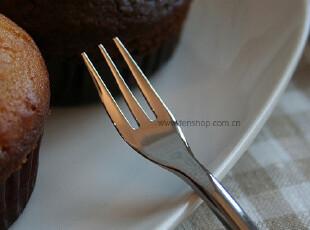 FEN ZAKKA 杂货  不锈钢叉(S形柄) 二款款式可选,勺筷,