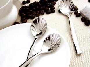 HOME LIKE 不锈钢餐具出口德国大牌ZEN 糖更|雪糕更|咖啡勺,勺筷,