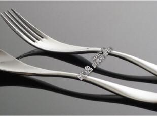 瑞士lucuku不锈钢牛排西餐餐具叉勺子餐叉餐勺2件套 WMF指定代工,勺筷,