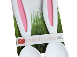 *Samyo美国代购 创意生活 兔子耳朵刀叉组,勺筷,