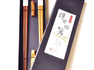 dida life 日式情侣双人礼盒红木筷子餐具套装 实用结婚生日礼物,勺筷,