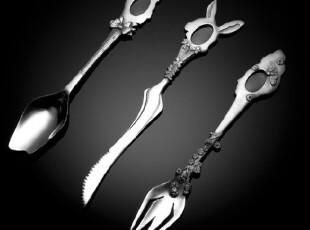 英國 undergrowthdesign  魔镜餐具一套(刀叉勺),勺筷,