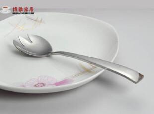 出口欧洲原单优质不锈钢西餐具沙拉更沙拉叉沙律更叉,勺筷,