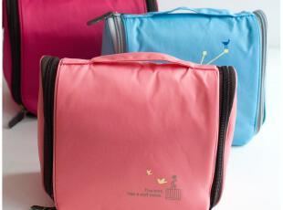 默默爱♥户外旅行洗漱包 防水男士女士旅游用品 韩国化妆包大容量,化妆包,