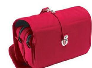 超低价 德国reisenthel正品 三折式旅行化妆包 红色,化妆包,
