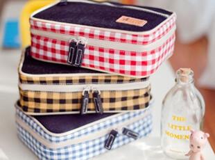 啾啾熊★家居用品 创意 韩国 时尚 首饰架 收纳盒 化妆箱 化妆袋,化妆包,