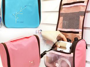 韩国 多功能挂式旅行 收纳整理化妆包 洗漱包 男士 女 防水,化妆包,