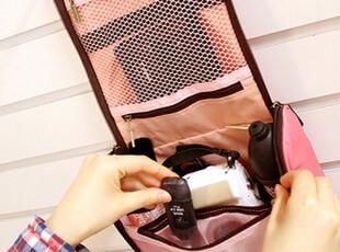 韩国 旅行收纳用品 多功能洗漱包 化妆包 收纳包 挂式收纳袋,化妆包,
