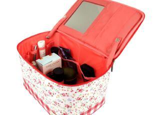 纳衣阁 化妆包 首饰盒 化妆盒 化妆箱 专业 日本首饰盒 大容量,化妆包,
