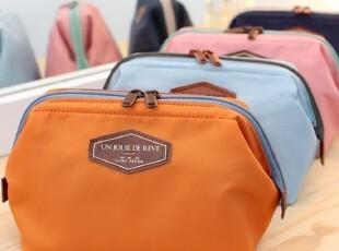 绝对韩国正品iconic 金属框架收纳包 化妆包 frame pouch 4色选,化妆包,