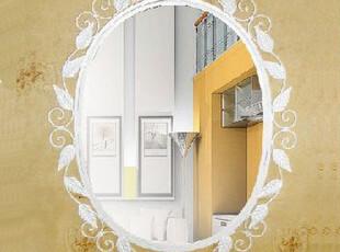 欧式铁艺镜框 浴室镜 玄关镜 穿衣镜 全身镜 玄关镜 梳妆镜,浴室镜,