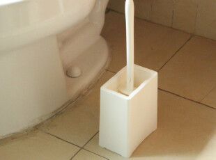 Satto135059 出口日本马桶刷 带盒马桶刷 清洁刷 亚克力马桶刷,马桶配饰,