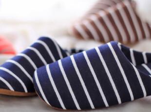 欧润哲 情侣棉拖鞋 居家冬季 日用可爱男女毛毛拖鞋 保暖家居鞋,