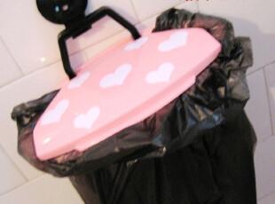 05445创意家居用品 韩版垃圾袋挂钩 折叠垃圾架 厨房垃圾桶,