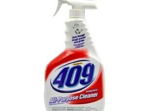 美国高乐氏409抗菌除油污清洁剂 除油烟机灶台清洗剂 厨房去渍剂,