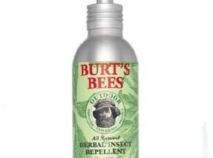美国原装 Burt's Bees 小蜜蜂柠檬草(香茅防蚊)长效驱蚊液,