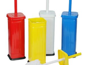 包邮出口欧美高品质马桶刷 洁厕刷 马桶清洗刷套装 厕所刷 方形,马桶配饰,