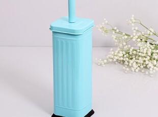 方形马桶刷子 日本宜家创意 卫生间用品套装通马桶工具软毛厕所刷,马桶配饰,