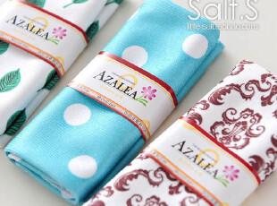 2667*韩国高端清洁巾 超漂亮小清新系列 防静电多用抹布组[3块],