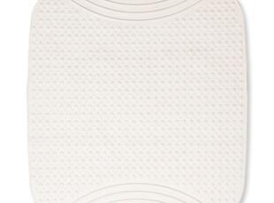 德国Meusch:按摩式白色小防滑垫55x55厘米 防滑垫 垫,浴室垫,