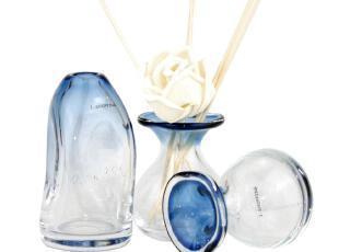 【爱尚品】法国香薰精油套装 特色玻璃瓶 藤条挥发薰香 包邮,