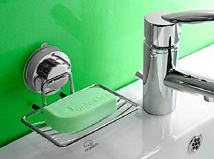 包邮!DeHUB强力吸盘肥皂盒 创意香皂网 肥皂盘 肥皂架 单格香皂碟,