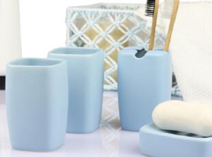 【瑞士SPIRELLA】简约时尚 银河RETRO系列 陶瓷 浴室卫浴四件套装,