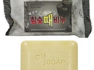 韩国进口 去污皂 去灰皂 去泥皂 清洁皂 洗澡香皂 搓澡皂 320906,
