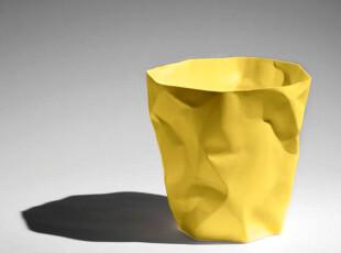 丹麦Essey Bin Bin 纸篓(黄色)原价550 乔迁礼物,