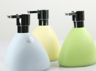 欧洲时尚品牌SPIRELLA Etna石头系 简约创意 皂液器乳液瓶 (树脂),