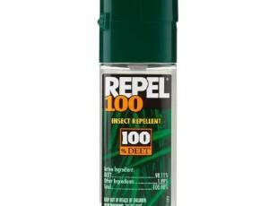 美国进口-100% 有效驱蚊液 10小时 美国陆军亚马逊丛林作战专用,