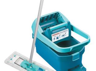 冲钻特价 包邮 德国利快:(直杆)直面地拖+榨水器+清洁布 55021,