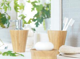 【欧洲品牌卫浴SPIRELLA】麦克丝 自然时尚 浴室卫浴用品四件套装,