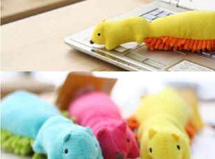 『韩国网站代购』鼠不尽的快乐 可爱小松鼠除尘扫,