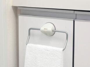 出口日本 LEC毛巾架 吸盘毛巾挂 铝合金毛巾架 吸壁挂架,毛巾架,