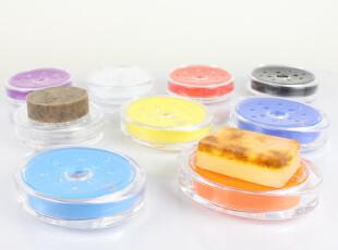 瑞士品牌SPIRELLA 几何Sydney系 acrylic亚克力多色肥皂盒 香皂碟,