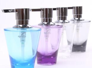 欧洲品牌SPIRELLA MAX麦克丝 亚克力时尚创意 卫浴皂液器洗手液瓶,