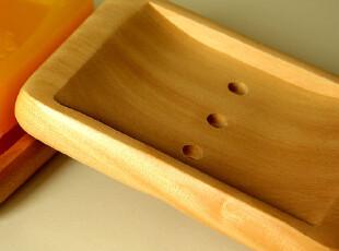 ZAKKA 日式杂货 木制皂盒,