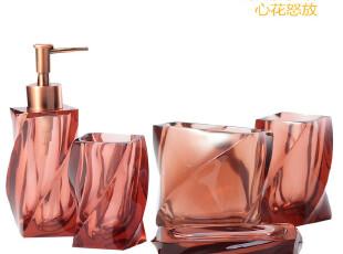专柜正品礼盒新居新婚礼物Cassina卡西纳流年洗漱卫浴五件套,