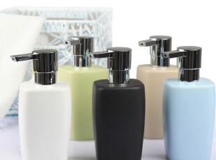 欧洲卫浴品牌SPIRELLA 银河Retro时尚创意 陶瓷 洗手乳液瓶皂液器,