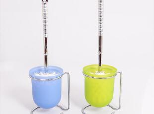 包邮塑料马桶刷 卫生间用品厕所刷宜家家居 通马桶工具软毛洁厕刷,马桶配饰,