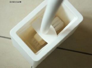 日本进口山崎satto马桶刷 马桶套装 厕所刷135059,马桶配饰,