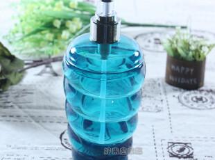 外贸亚克力 乳液泵 沐浴液瓶 洗手液器 创意螺旋 酒店居家用品,